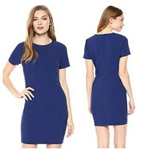 LIKELY NWT Manhattan Mini Dress in Blueprint